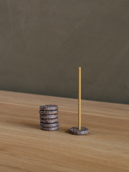 Stoneware Incense Holder - Ring
