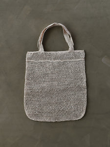Handwoven Kudzu Knot Bag - Small