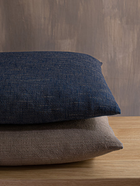 Deep Indigo Cushion Cover