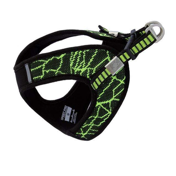 Katastimachling Harnais Green / Strap / S New pet chest strap V8 comfortable chest back