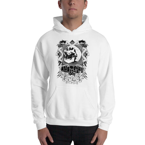Anarchist Skull Hoodies Perfect For Men & Women - Skullarship