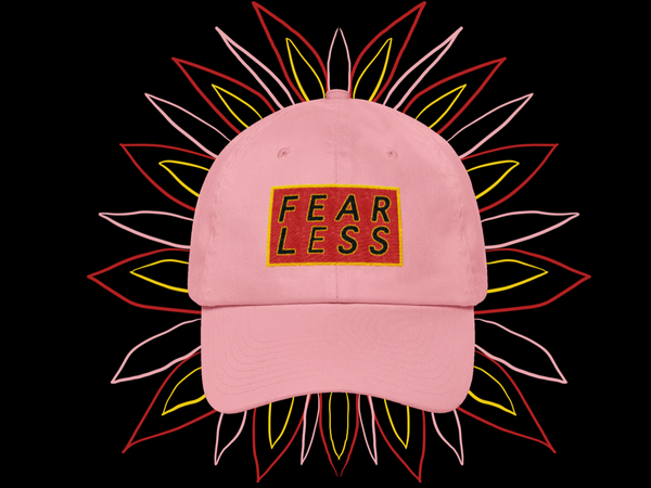 FEARLESS Dad hat ©Rayspect