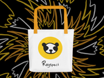 Rayspect Panda logo tote bag ©Rayspect