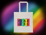 FEARLESS Tote bag USA only ©Rayspect