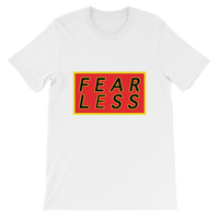 Fearless Unisex T-Shirt ©Rayspect