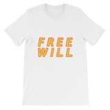 Free Will T-Shirt©Rayspect
