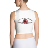 Graphic Eye Crop Top ©Rayspect