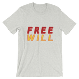 FREE WILL  T-Shirt ©Rayspect