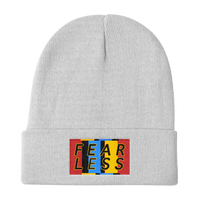 FEARLESS USA ONLY Knit Beanie ©Rayspect
