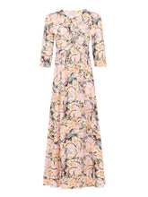 Load image into Gallery viewer, Jolie Moi Twist Front Maxi Dress, Apricot