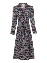 Load image into Gallery viewer, Long Sleeve Midi Jersey Dress