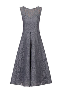 Lace Bonded Prom Bridesmaid Dress-Jolie Moi