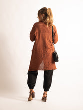 Load image into Gallery viewer, Edge to Edge Cardigan , TAUPE