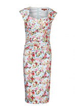 Load image into Gallery viewer, Retro Floral Dress