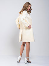 Load image into Gallery viewer, Jolie Moi Open Neckline Coat