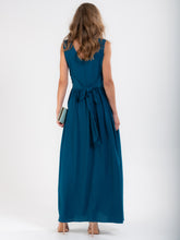 Load image into Gallery viewer, Crepe Chiffon Maxi Dress