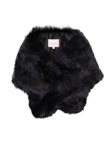 Faux Fur Stole Wrap