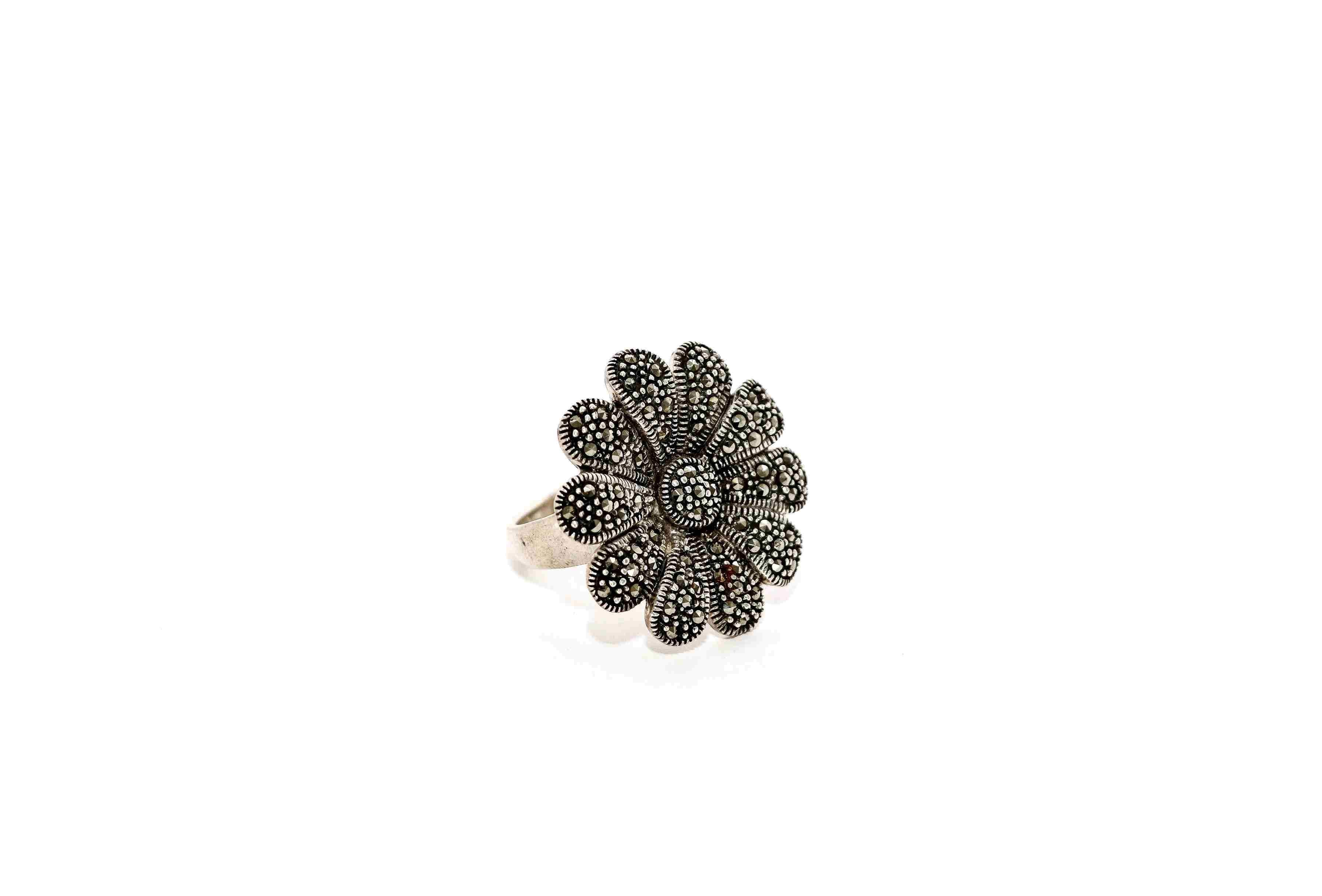 silver ring designs for female with price