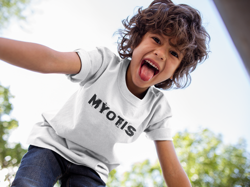 Kids Youth Myotis Logo Crew T-Shirt - Myotis
