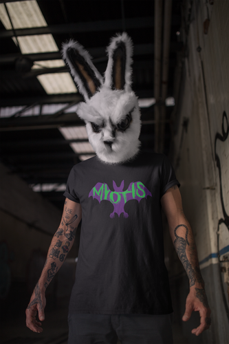 Men's Myotis Vespertilio 'Clown Prince of Crime' Tee - Myotis