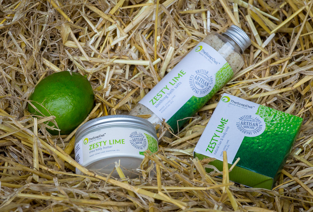 Zesty Lime Complete Collection