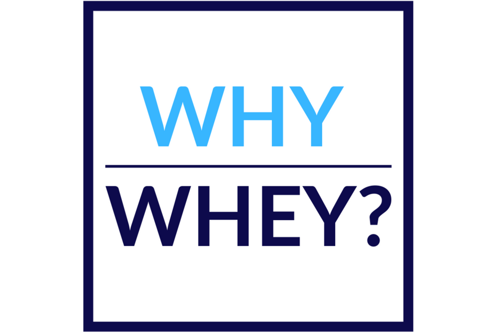 Why Whey? Not all protein is created equal