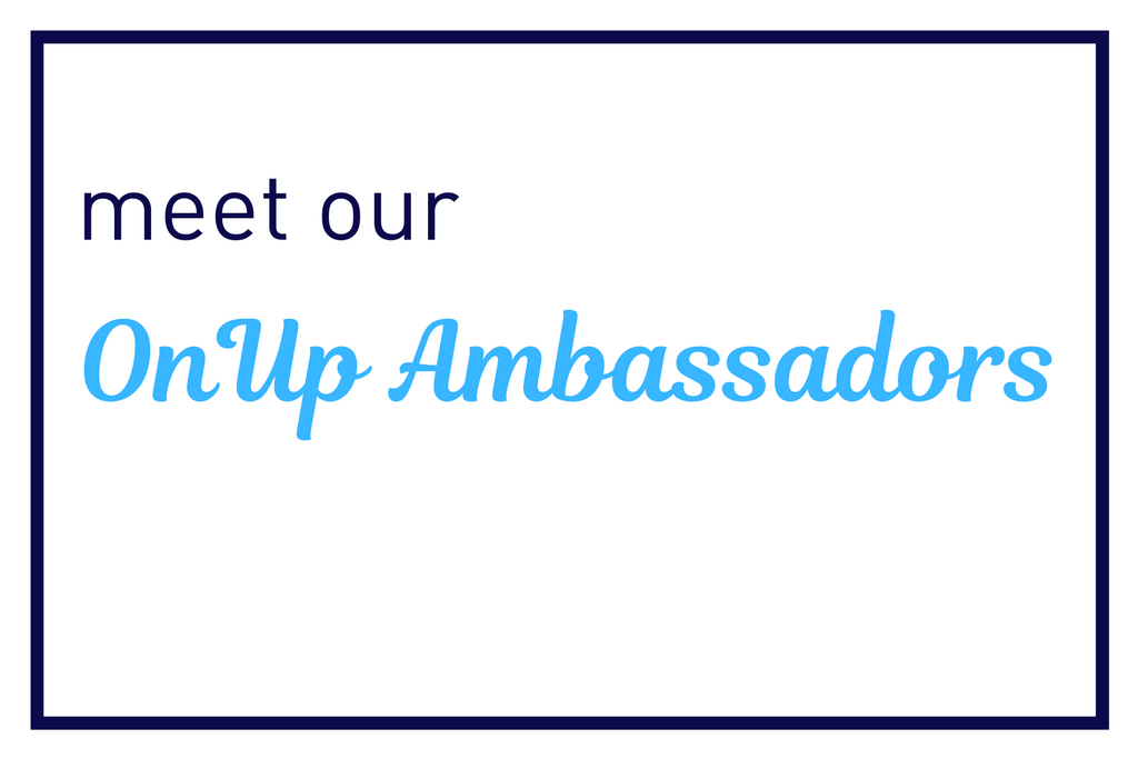 Launching the OnUp Ambassador Team