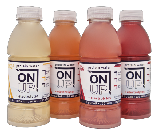 OnUp Protein Water variety pack
