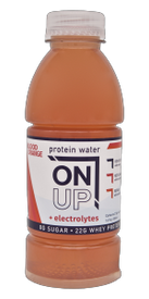 OnUp Protein Water Blood Orange