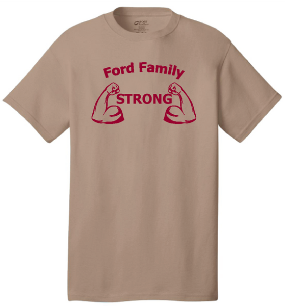 Ford Family Reunion 2020 - Adult