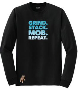 Mob Life Grind Stack Mob Repeat