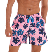 The Blue Lillie Draw String Swim Shorts