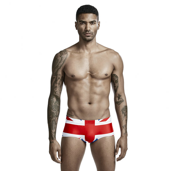 UK Flag String Summer Brief