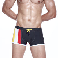 The Super Stretch Draw String Swim Boxer Shorts