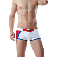 The Mesh Pocket Draw String Swim Boxer Shorts