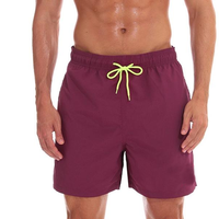The Wine Lover Draw String Swim Shorts