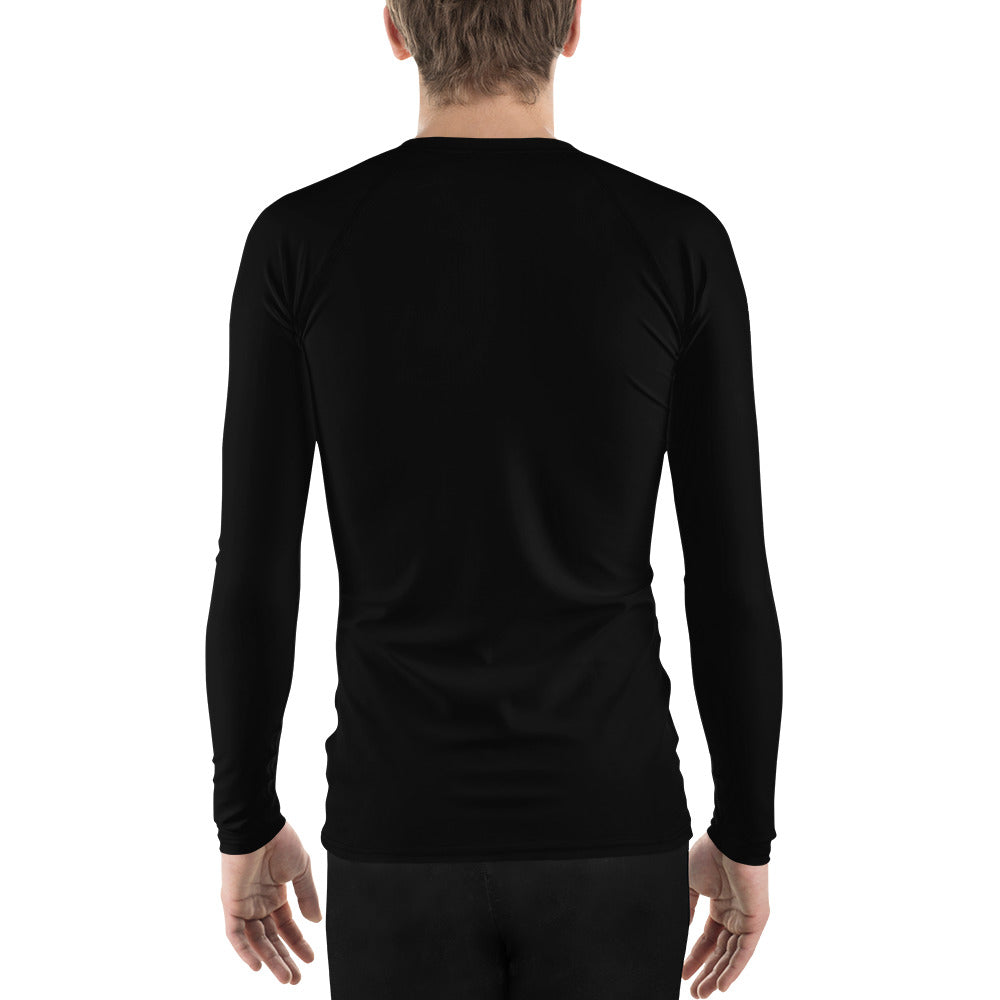 LTBB Let The Bronco Buck Men's Rash Guard