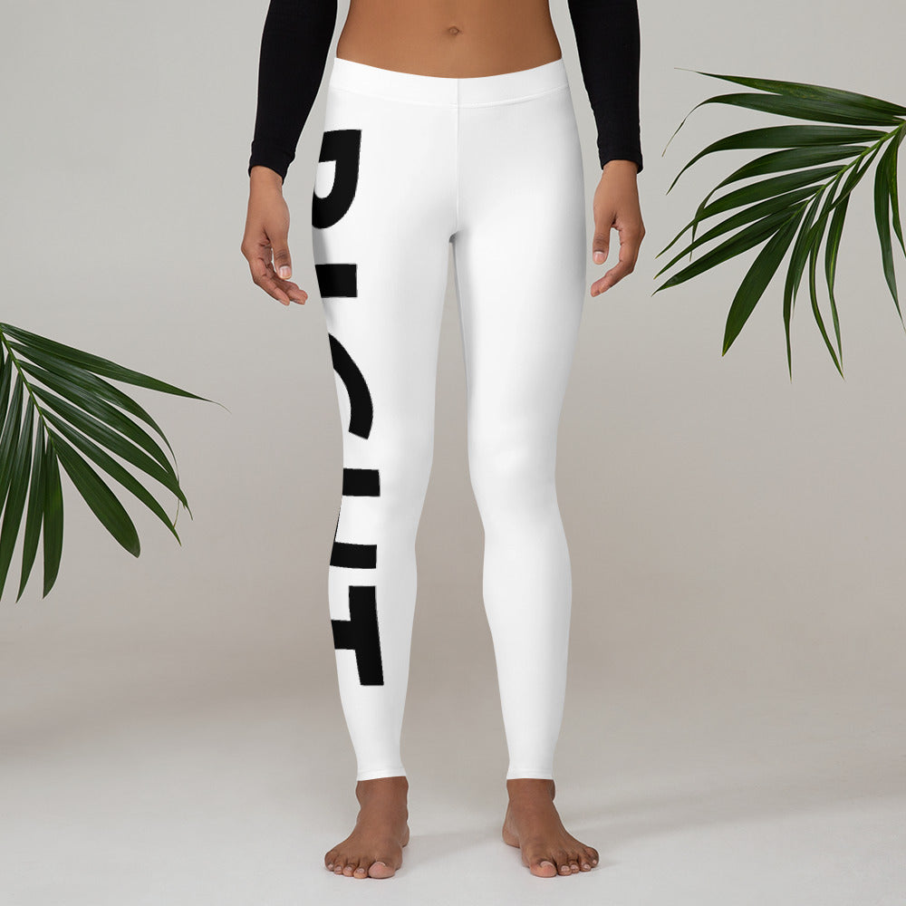 DANIEL PRADO RIGHT LEG Leggings