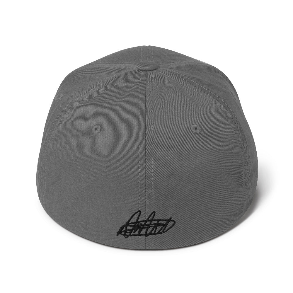 GOLD Structured Twill Cap