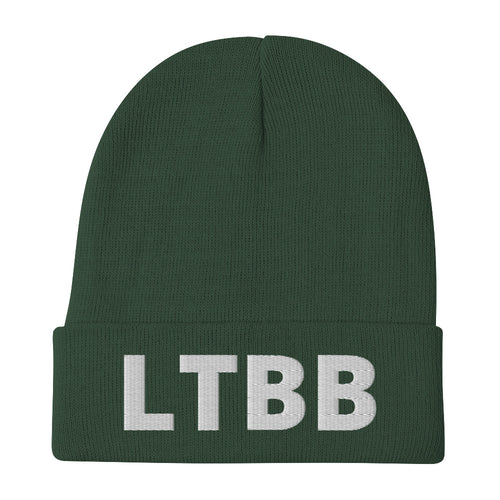 LTBB Embroidered Beanie