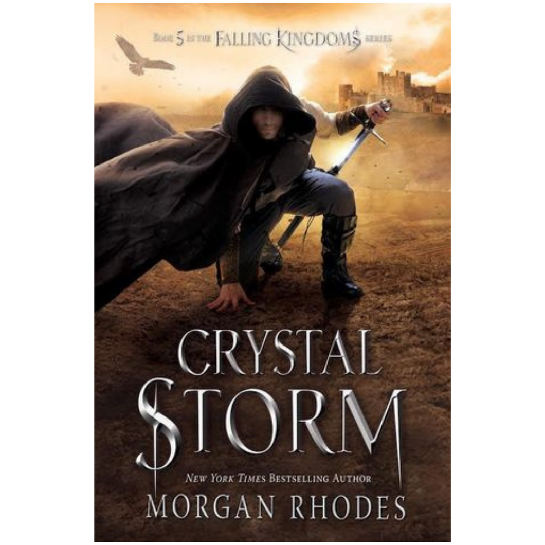 Falling Kingdoms Book 5: Crystal Storm (Hardcover)