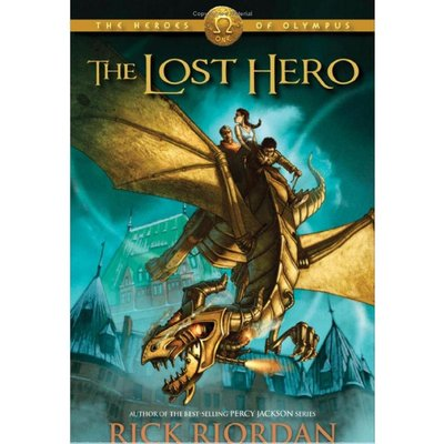 The Heroes of Olympus 1: The Lost Hero (Hardcover)
