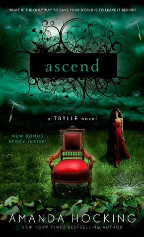 Ascend - Trylle Trilogy