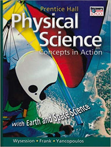 Physical Science: Concepts in Action