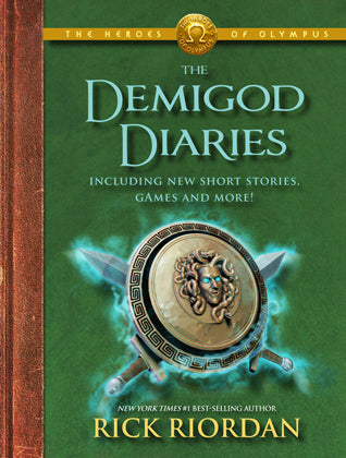 The Demigod Diaries (Hardcover)