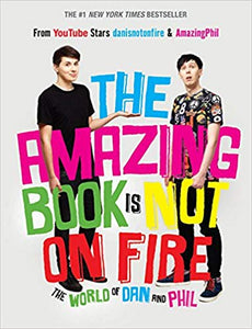 The Amazing Book is not on Fire (Hardcover)