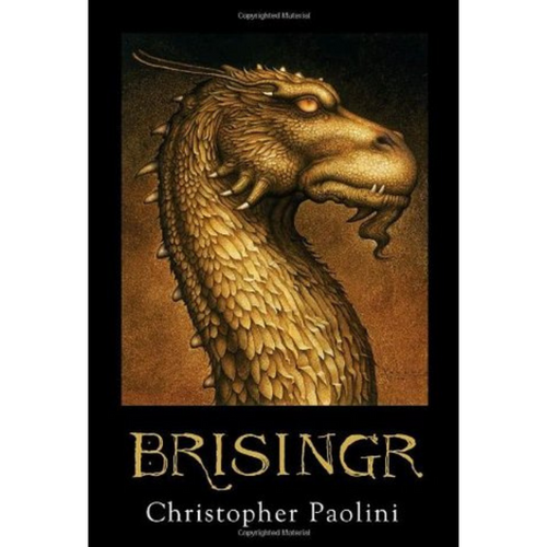 ‎Inheritance Cycle Book 3: Brisingr