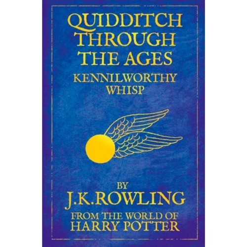 Hogwarts Library : Quidditch Through the Ages