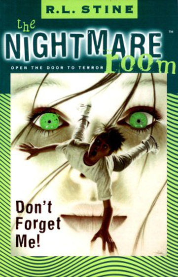 Nightmare Room: Don't Forget Me!