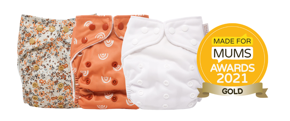 modern cloth nappies made for mums awards